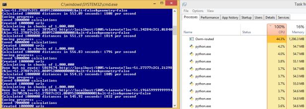 Millions of Drive-Times (OSM + Python + STATA) – ilia's Data